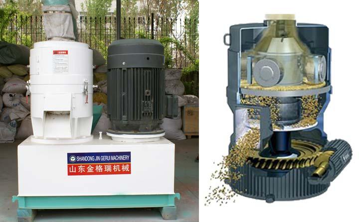 玉米秸秆颗粒机设备