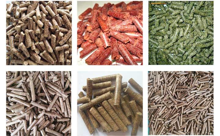 木屑颗粒机促进可再生固体能源发展