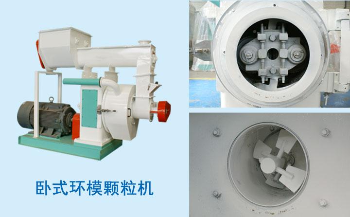 木屑颗粒机在安全方面采用的自控技术