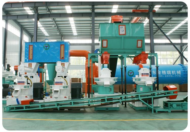 国内生物质木屑颗粒机设备发展状况