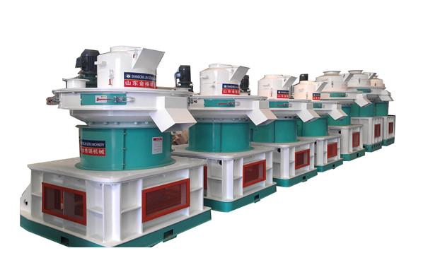 生物质燃料颗粒机械