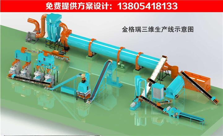 木屑颗粒机多少钱由颗粒机生产线设备决定