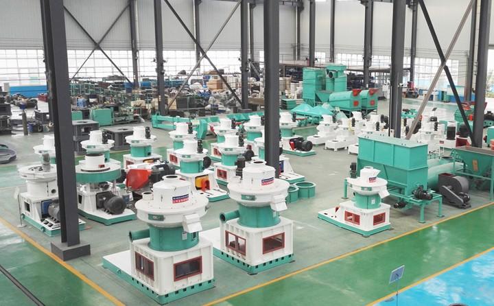生物质颗粒机设备厂家
