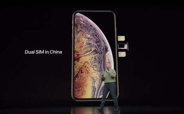 苹果双卡双待