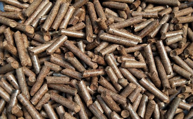 木屑颗粒机生产的生物质颗粒燃料