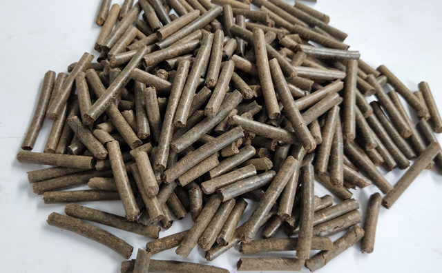 锯末颗粒机的生物质环保颗粒燃料