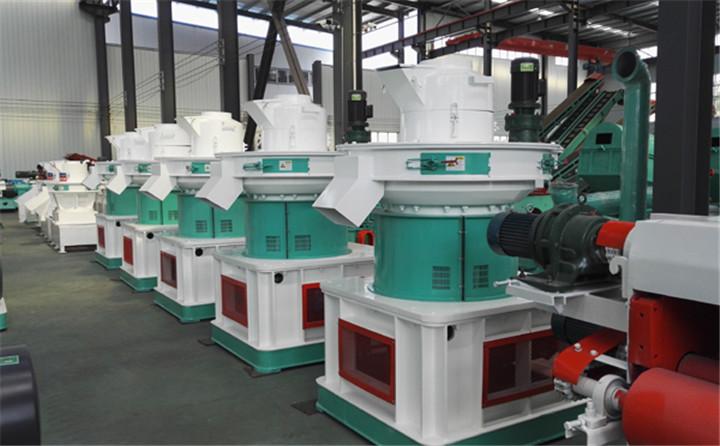 山东颗粒机械生产的锯末颗粒机立足于客户、服务于客户