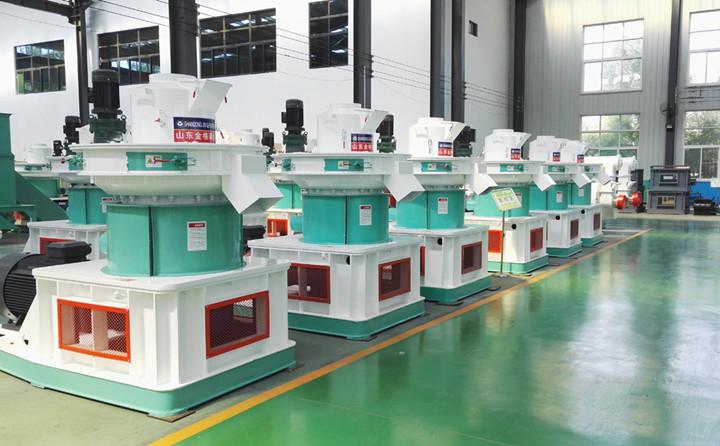 木屑颗粒机器操作生产